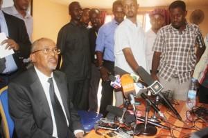 MADAXWEYNE KU XIGEENKA SOMALILAND CABDIRAXMAAN SAYLICI