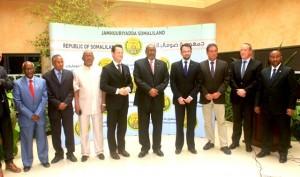WEFTIGA JARMALKA IYO MADAXDA SOMALILAND