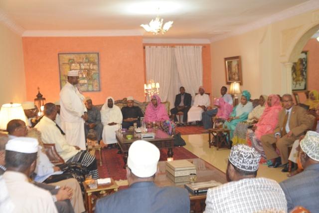 Madaxweynaha Somaliland oo Casho-sharaf ku Maamuusay Wefti Soomaaliya ka yimi & Weedhaha uu ku qaabbilay