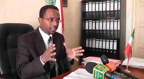 GUDDOOMIYAHA MAXKAMADDA SARE EE SOMALILAND AADAN XAAJI CALI