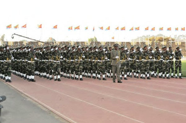 Milatary of Eritrea
