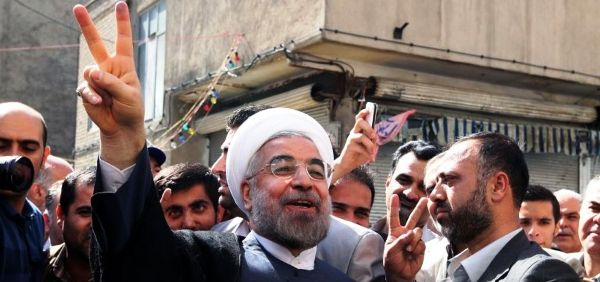 HASSAN ROUHANI RE-ELECTED PRESIDENT OF IRAN 19 MAY 2017