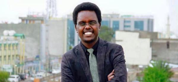 OMAR HASSAN ALI SERBIYA ARRESTIN IN HARGEISA SOMALILAND 08 JULY 2017