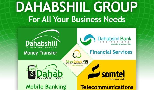 DAHABSHIIL GROUP LOGO