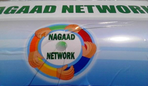 NAGAAD NETWORK DALLADDA NAGAAD LOGO