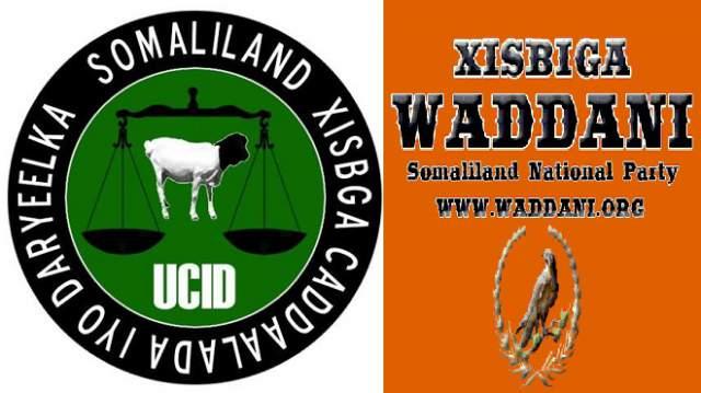 Xisbiyada Ucid iyo Waddani