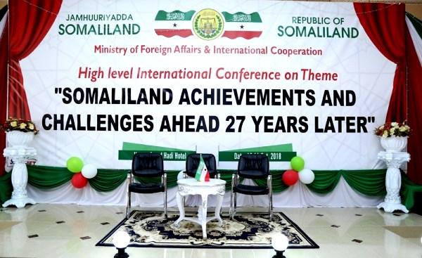 SHIRKA HORUMARKA SOMALILAND IYO CAQABADAHA AY LA KULANTAY 27 SANO