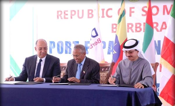 SOMALILAND IYO DP WORLD XAFLADDA MADAXTOOYADA 2018