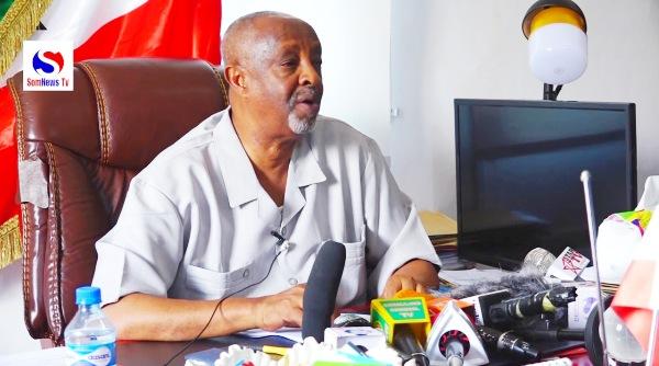 WASIIRKA ARRIMAHA GUDAHA SOMALILAND MAXAMED KAAHIN AXMED 2018
