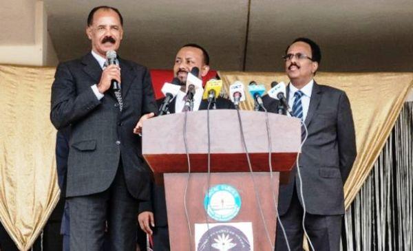 MADAXDA ERITREA ITOOBIYA ETHIOPIA AND SOMALIA
