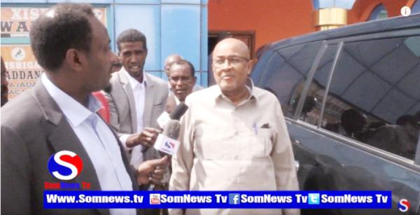 WARBIXINTA DIB-U-DHACA DOORASHOOYINKA SOMALILAND EE 2019 - Diyaarinta Cabdifataax Is Mursal