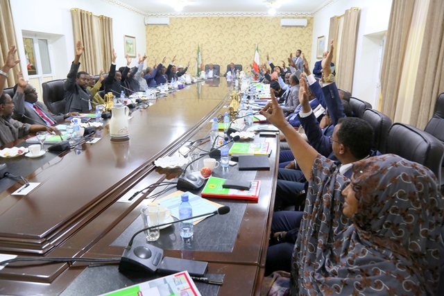 SHIRKA GOLAHA WASIIRRADA SOMALILAND KU ANSIXIYEEN SIYAASADDA TIGNOOLAJIYADDA 2019