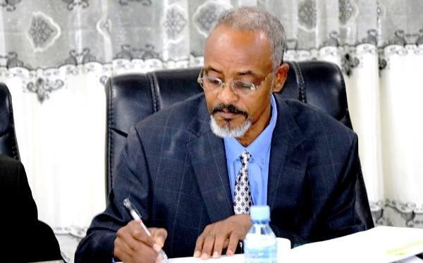 WASIIRKA WARFAAFINTA SOMALILAND CABDIRAXMAAN GURIBARWAAQO OO CASHUURTA DIFAACAY