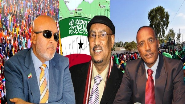 MADAXDA XISBIYADA WADDANI KULMIYE IYO UCID EE SOMALILAND