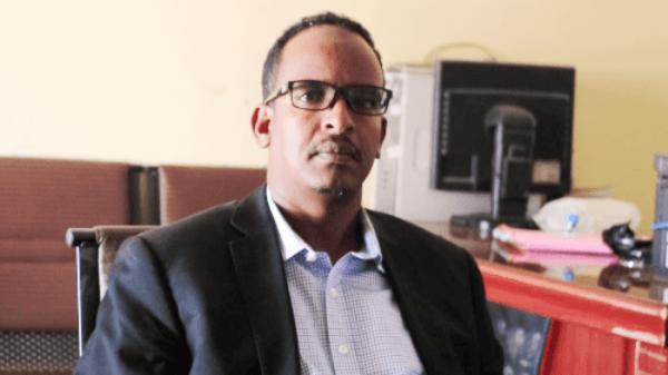 Prof. Mohamoud Hussein Farah Hormuudka Kulliyadda Sharciga ee Jaamacadda Hargeysa