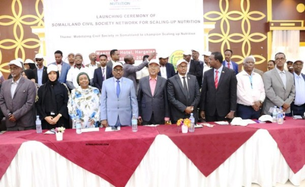 SOMALILAND network for Scaling up Nutirition