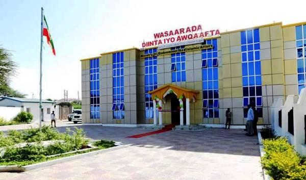 WASAARADDA DIINTA IYO AWQAAFTA SOMALILAND