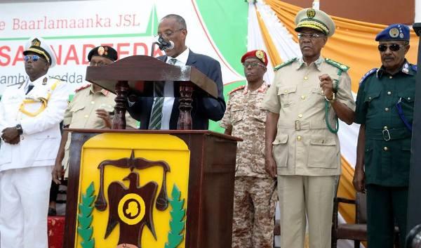 MADAXWEYNAHA SOMALILAND OO KHUDBAD SANNADEEDKA LABADA GOLE KA DUL JEEDIYEY ASTAANTA QARANKA OO QALDAN MARCH 24 2019