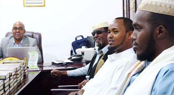 WASAARADDA DIINTA IYO AWQAAFTA SOMALILAND OO QAYBISAY KUTUB MADAXWEYNUHU DAABACAY 2019