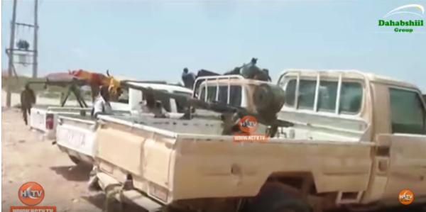 CEEL-AFWEYN TIKNIKO IYO HUB BEELI KU WAREEJISAY DOWLADDA SOMALILAND
