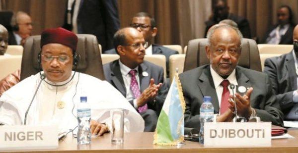 MADAXWEYNAHA JABUUTI OO FADHIYA SHIRKA 33-AAD EE MADAXDA MIDAWGA AFRIKA MIAMI NIGER 2019