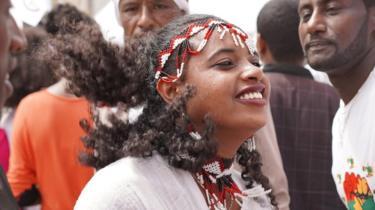 Dadka u soo baxay Ciidda Oromada Addis Ababa 2019