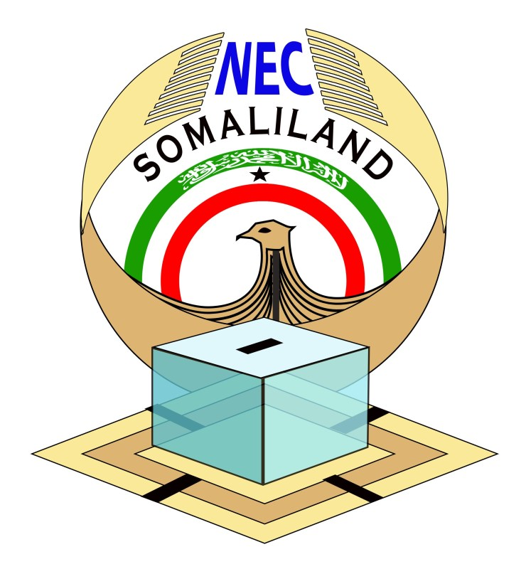 SOMALILAND ELECTIONS COMMISSION LOGO