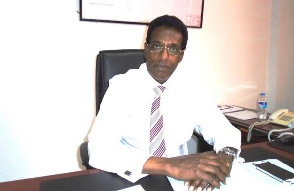 Sacad Cumar Geelle Maareeyihii Dekedaha Djibouti oo geeriyooday 2019