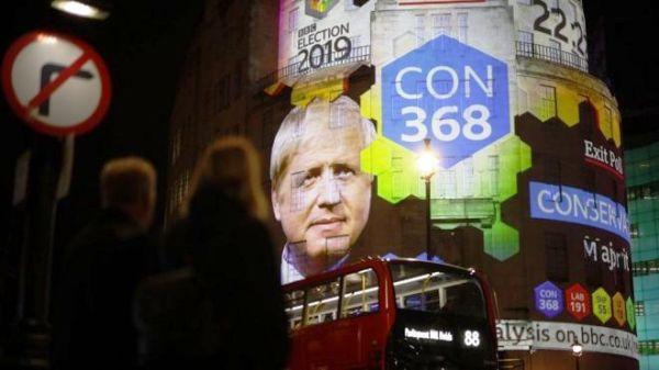 Boris Johnson oo ku guulaystay doorashada Britain 2019