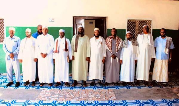 Culimada Gobolka Sool iyo Agaasimaha guud ee Wasaaradda Diinta iyo Awqaafta Somaliland 2019