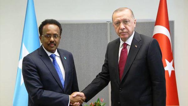 MADAXWEYNEYAASHA SOMALIA IYO TURKIGA Farmaajo iyo Erdogan