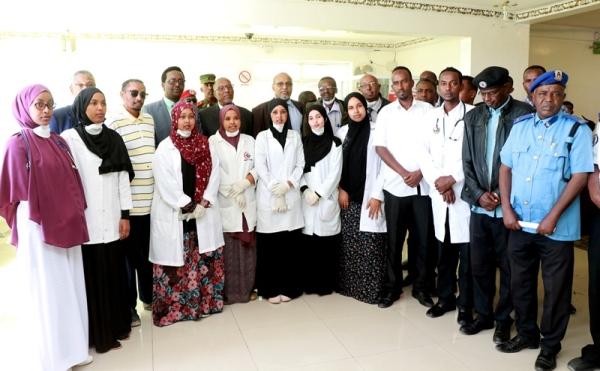 SOMALILAND OO SHAQAALEHEEDA CAAFIMAADKA HEEGAN GELISAY IYO CABSIDA CUDURKA CHINA 2020