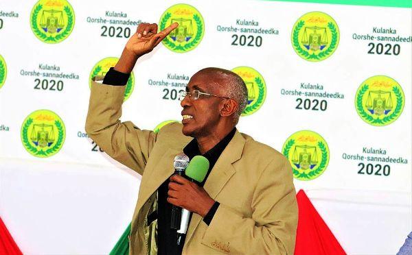 WASIIRKA WAXBARASHADA IYO SAYNISKA SOMALILAND AXMED TOORNO 2020