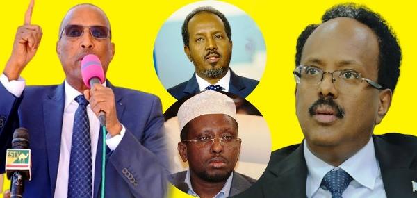 MUUSE BIIXI XASAN SHEEKH MAXAMUUD SHEEKH SHARIIF SHEEKH AXMED IYO FARMAAJO SOMALILAND AND SOMALIA 2020