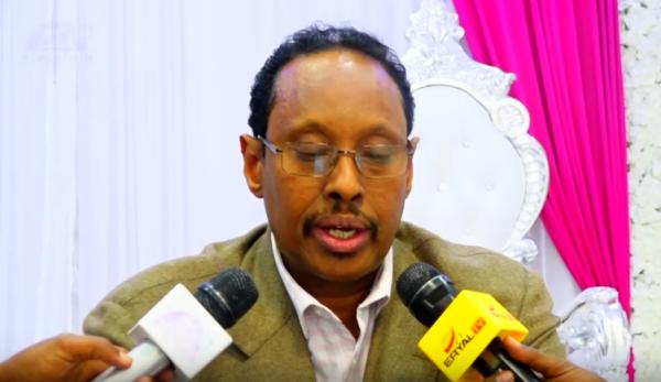 XASAN AXMED DUCAALE OO ISKA CASILAY GUDDIGA DOORASHOOYINKA SOMALILAND 2020