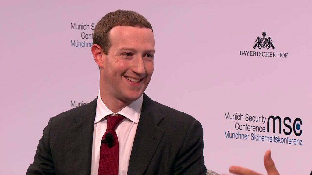 Mulkiilaha aasaasay Shirkadda Facebook Mark Zuckerberg