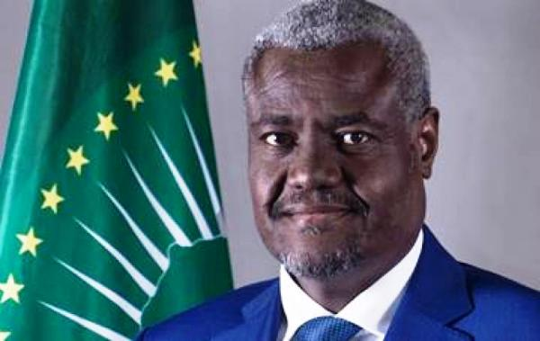Chairperson of the Commission of the African Union, Moussa Faki Mahamat 2020