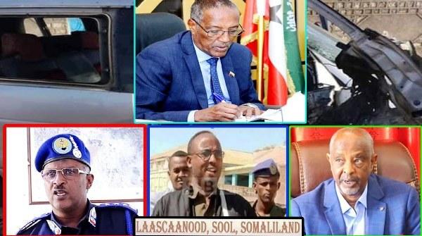 DOWLADDA SOMALILAND OO KA AAMUSTAY QAXARA LAGU DILAY GUDDOOMIYIHII MAXKAMADDA GOBOLKA SOOL 2020