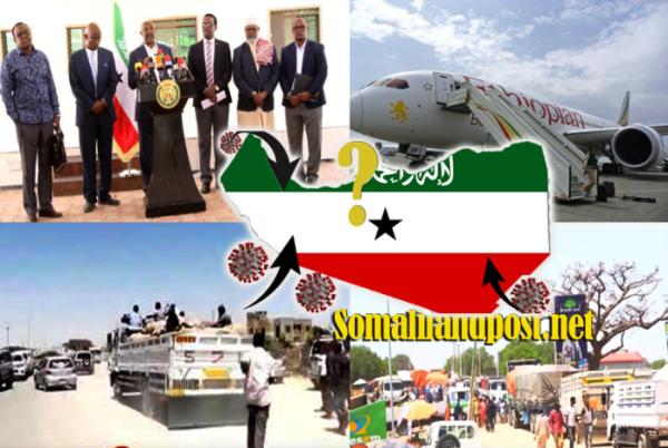 Faallo aftahannews by coronavirus COVID19 OF SOMALILAND 2020