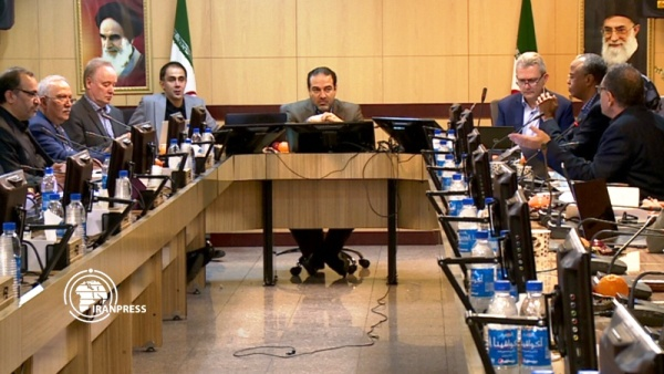 Iran, WHO discuss COVID-19 screening, diagnose and treatment 2020