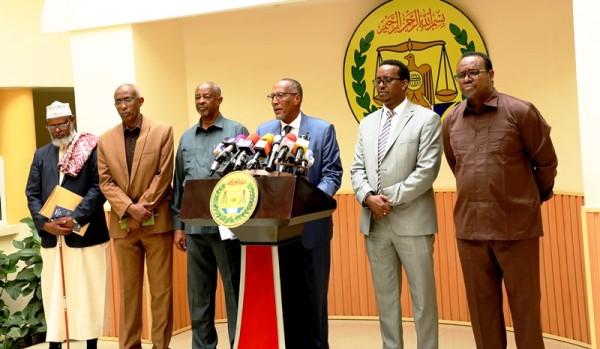 MADAXWEYNAHA SOMALILAND IYO GUDDIGA KA HORTAGGA CORONAVIRUS 2020