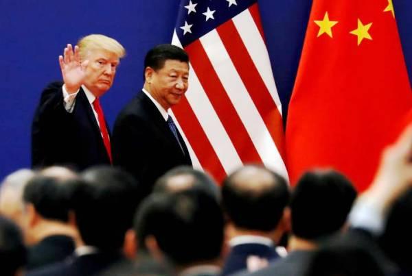 USA AND CHINA LEADERS