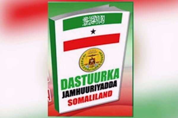 BUUGGA DASTUURKA JAMHUURIYADDA SOMALILAND