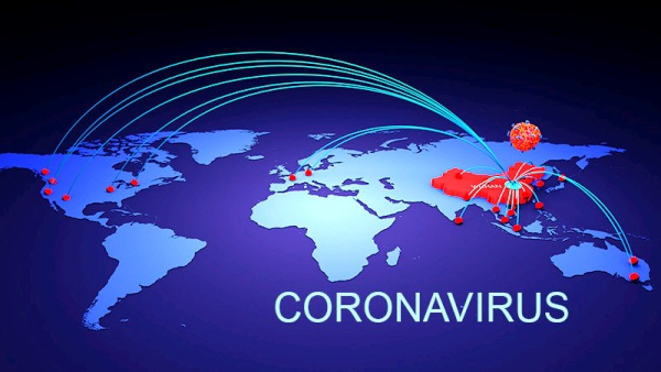 Coronavirus Covid19 OF THE WORLD 2020