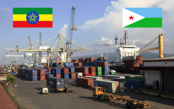 DJIBOUTI PORT USE EHTIOPIA
