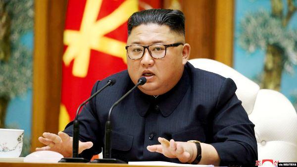 Kim Jong Un Hoggaamiyaha Korea-da Waqooyi