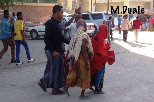 PHOTO FILE OROMO IN HARGEISA SOMALILAND