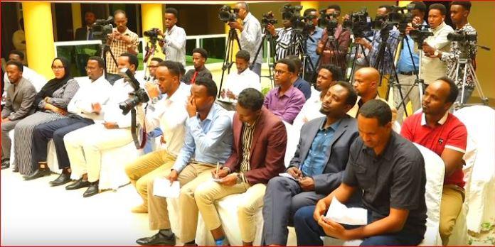 SUXUFIYIINTA SOMALILAND KA HAWLGALA QAARKOOD OO MADAXTOOYADA KU SUGAN 2020