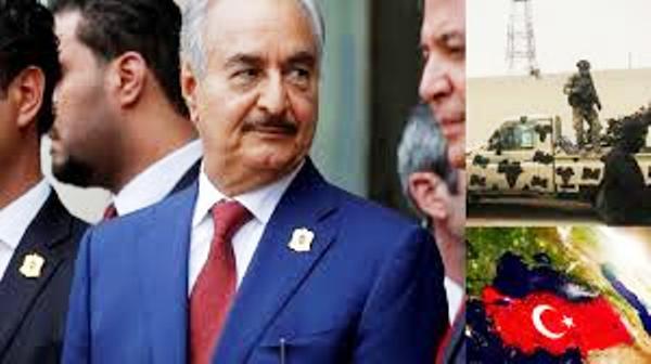 Jeneral Khalifa Haftar and Turkey Tensions 2020.jpg