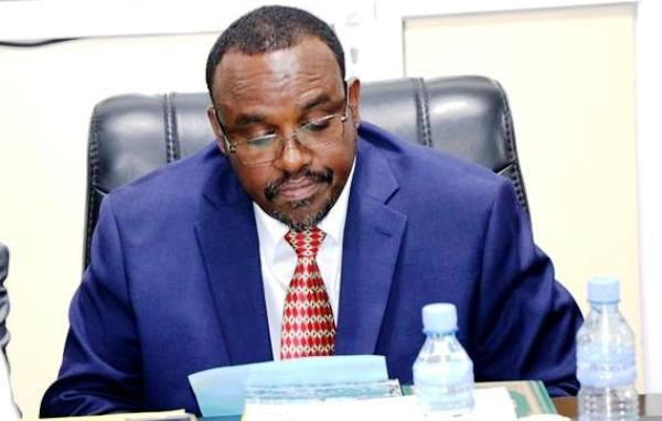 WASIIRKA WARFAAFINTA SOMALILAND SALEEBAAN YUUSUF ALI KOORE 2020